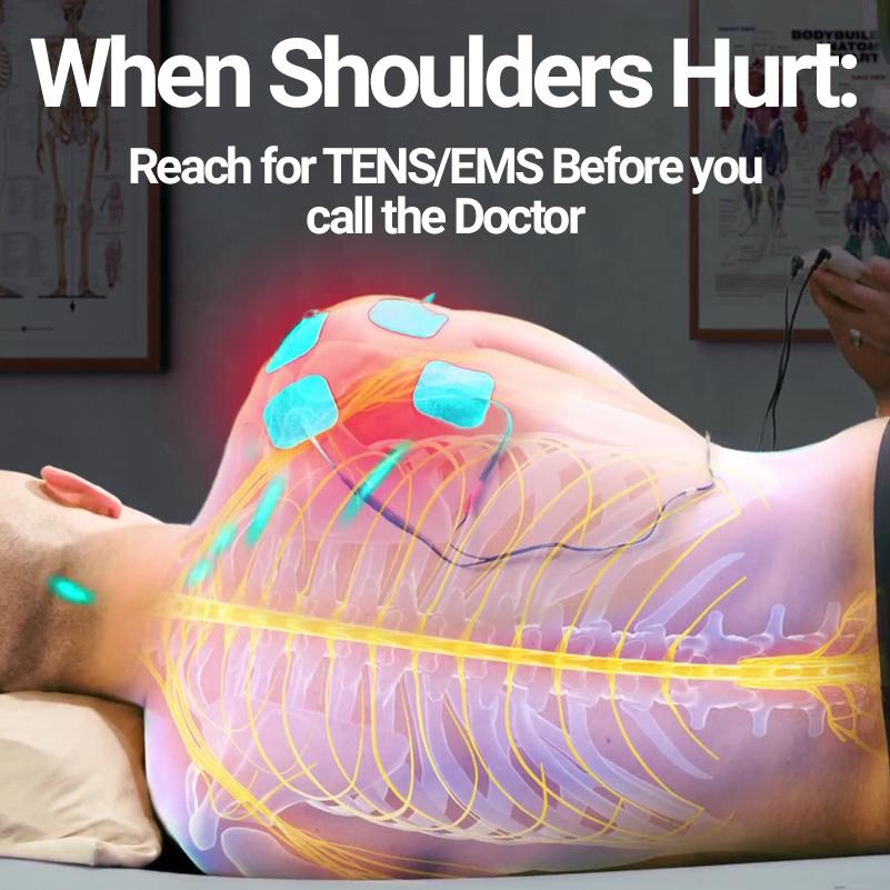 When shoulders hurt