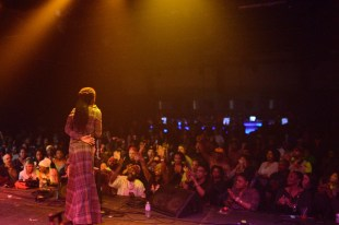 Jah9 - Toronto Mar 14, 2014 - Photo By: Steve Danyleyko