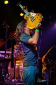 Jason Worton of The Indiggnation - Toronto Mar 14, 2014 - Photo By: Steve Danyleyko