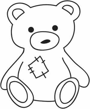 Трафареты для рисования для детей | БАТИК и Я