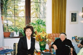 Irena and First Lady_6110710251_o