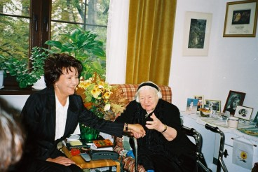 Irena with Polish First Lady_6111254482_o