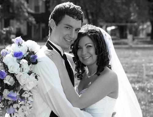 June 3, 2006 - Megan Stewart and Kenny Felt