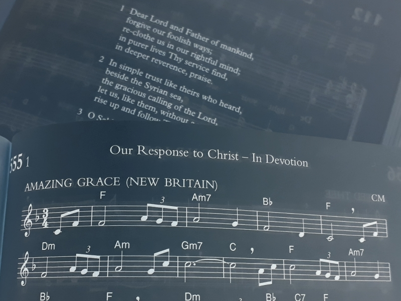 God of grace