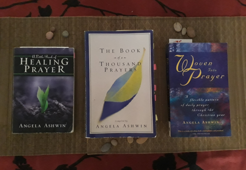 Books by Angela Ashwin