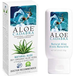 lubricante Aloe