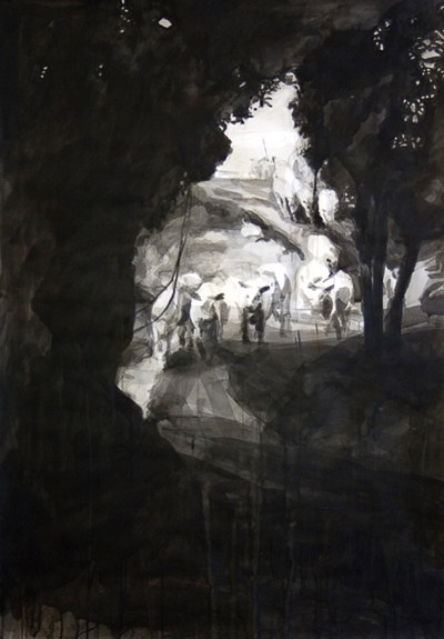 drawing-2012-landscape-cattle-creek