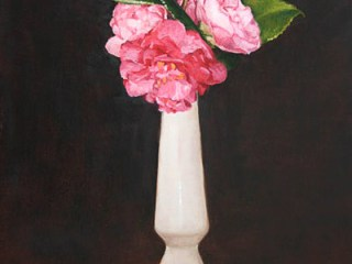 painting-2009-pink-flowers-still-life-part-1