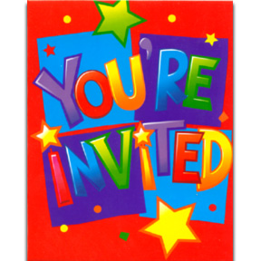 youre invited - You're invited