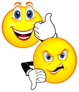 thumbs up and down 256x3001 - Zemanta Related Posts Thumbnail
