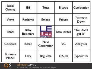 LeWeb bingo.001 - LeWeb bingo.001