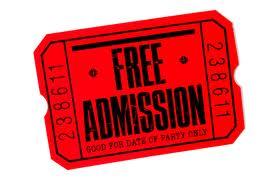 free ticket image - free ticket image