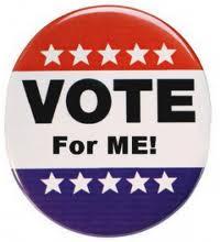 vote for me button - vote for me button