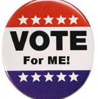 vote for me button - 8 Tips for Using Social Media for Political Campaigns
