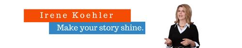 Irene Koehler Speaker & Consultant Logo
