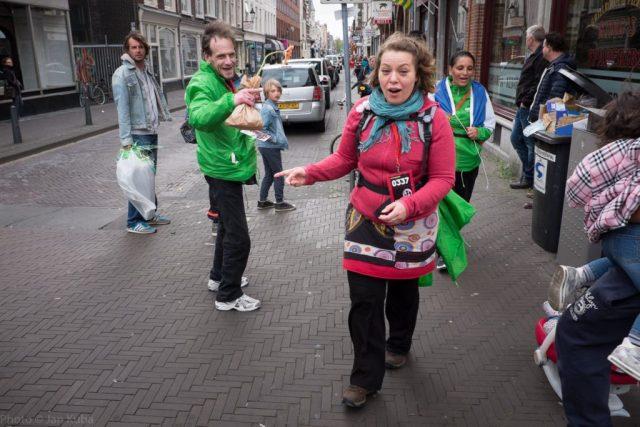 Finish in Den Haag