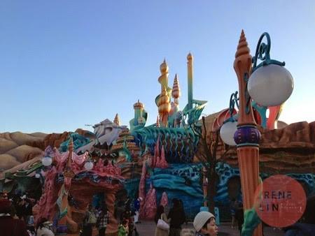 日本| 迪士尼海洋 奇幻之旅