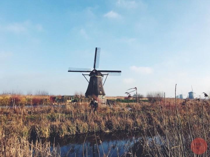 荷蘭風車行