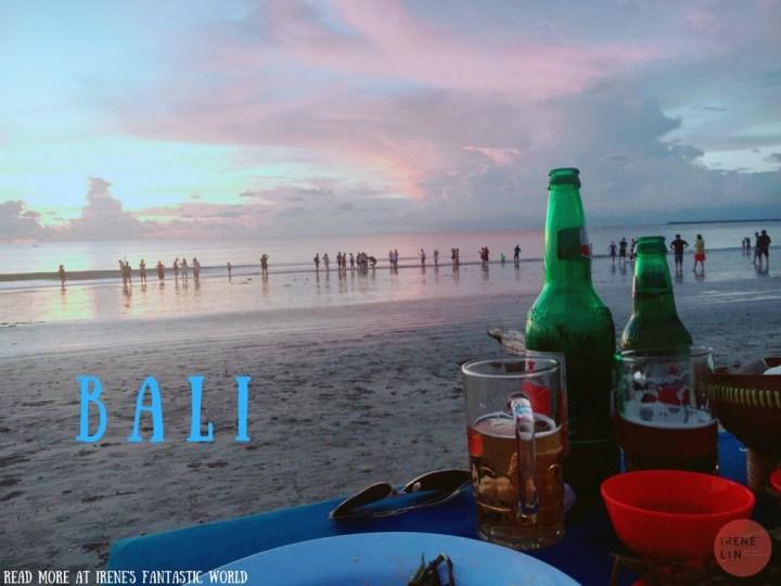 印尼自由行攻略| 峇里島 交通/住宿/行程/景點/美食出走日記