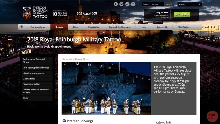 愛丁堡軍樂節