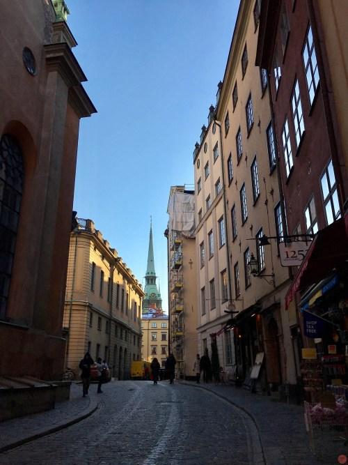 瑞典斯德哥爾摩自由行攻略