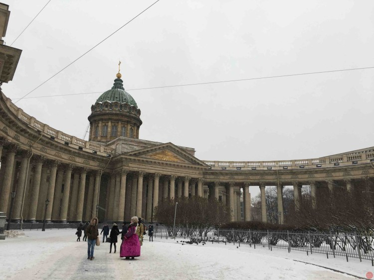 俄羅斯聖彼得堡自由行攻略