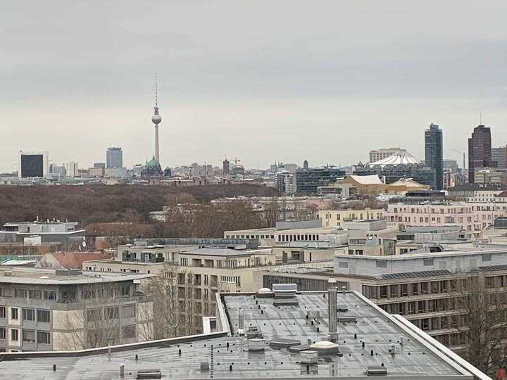柏林洲際酒店