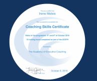 Coacing sertifikaat