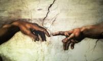 sistine chapel hands