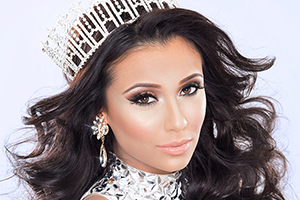 Photoshoot: Emily Shah ♔ Miss New Jersey USA 2014