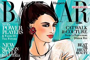 Press/Published: Harper's Bazaar Arabia