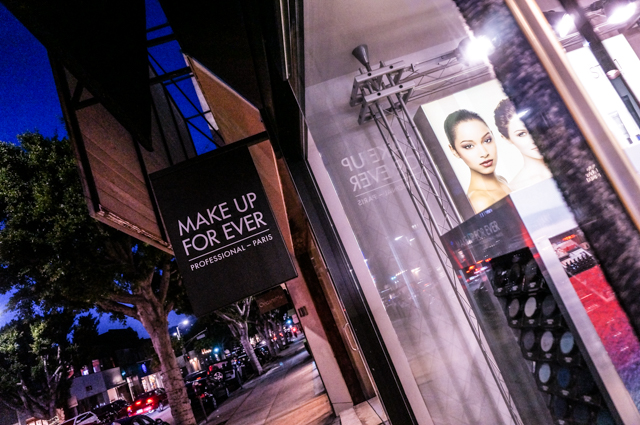 Make Up For Ever Beverly Hills