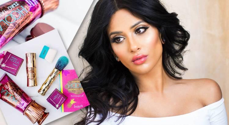 Benefit Cosmetics   Dew the Hoola   Review
