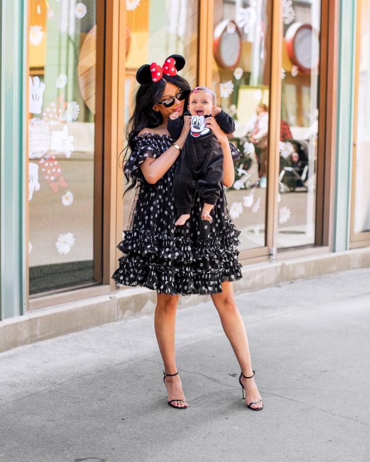 Mommy & Mini Disney Style