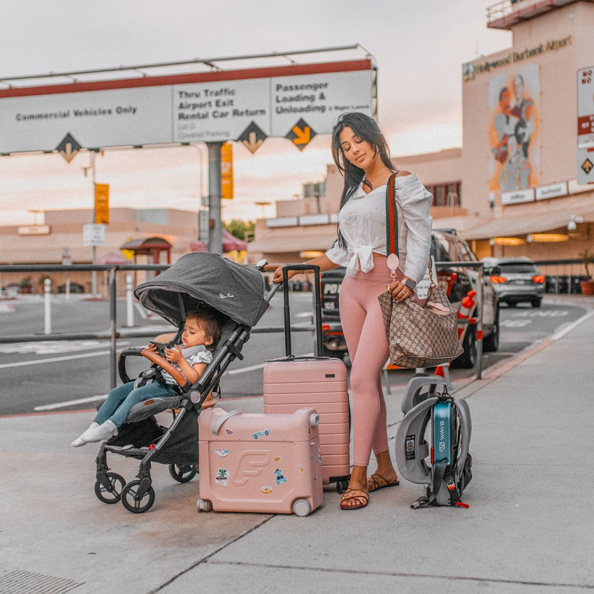 Irene Sarah – Traveling with a toddler