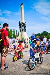 Wyscigi dzieci na rowerach_Tychy_22-06-2013