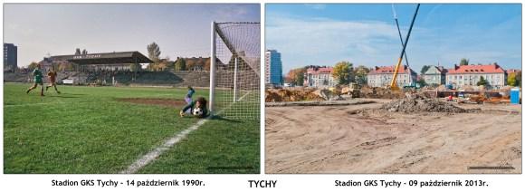 TYCHY_STADION GKS_1990-2013_FOT_IRENEUSZ KAZMIERCZAK