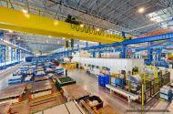 DELFO Polska S.A. Tychy - Jednostki Produkcyjne T³ocznia i Spawalnia. Firma specjalizuje siê w produkcji wyt³oczek, elementów spawanych i zgrzewanych, dla potrzeb przemys³u motoryzacyjnego.