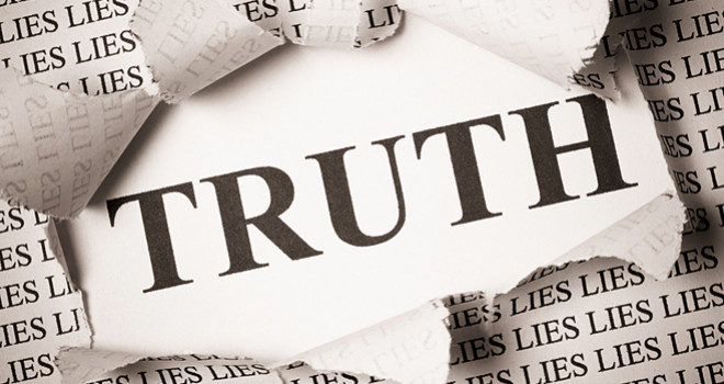 Freedom Begins With Truth