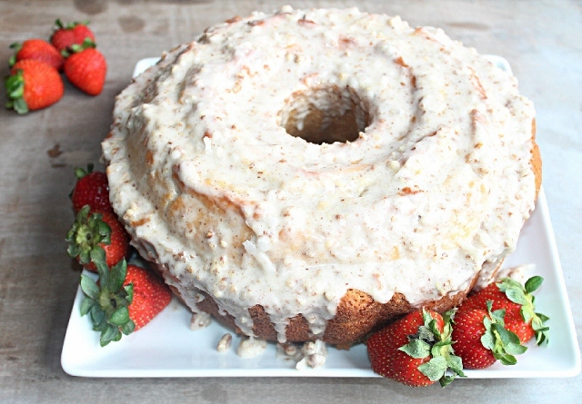 Southern Pecan Coconut Cake Recipe