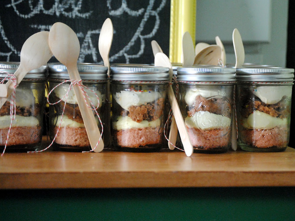 Party Favors In A Jar