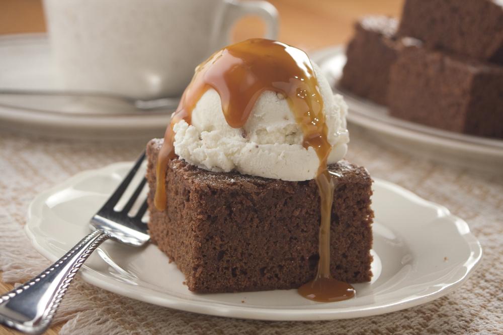 Easy Chocolate Caramel Dessert