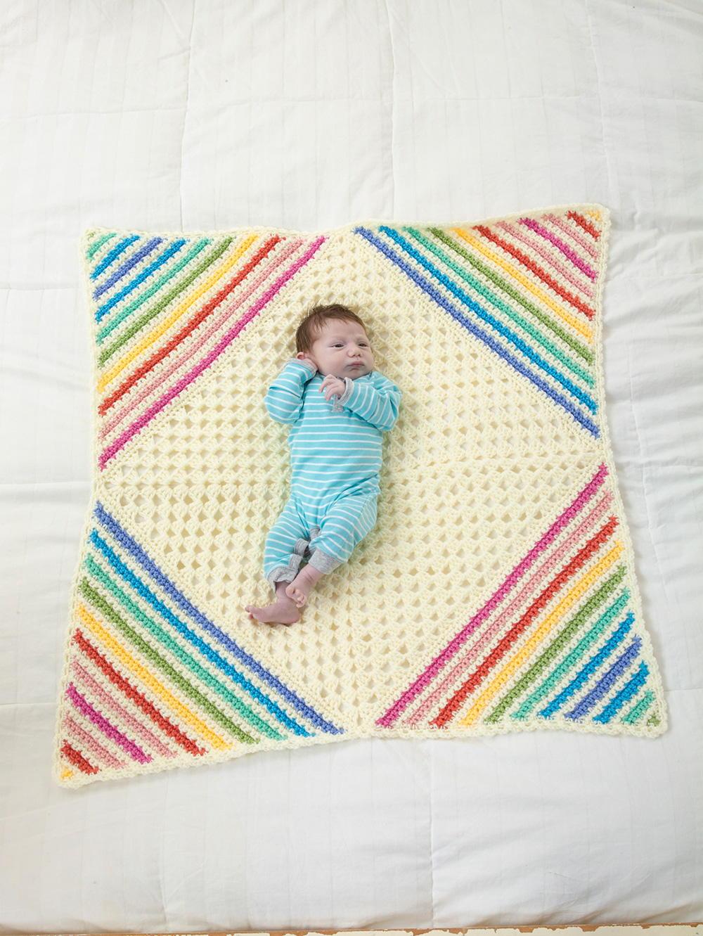 Nobody Puts Baby In The Corner Blanket
