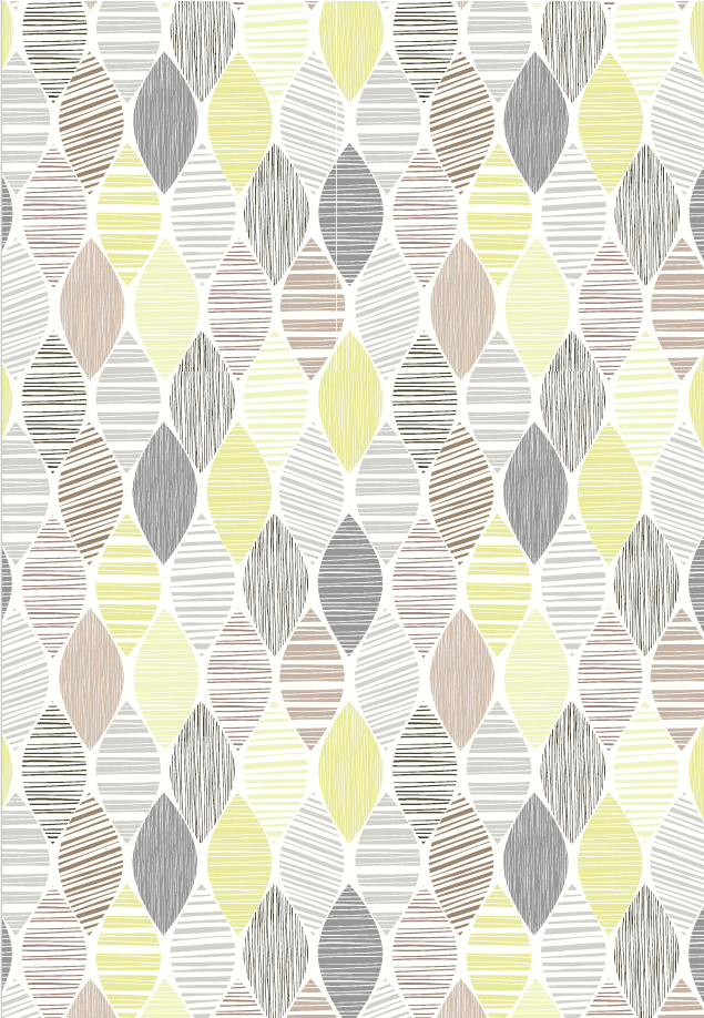 Taupe And Pistachio Printable Gift Wrap