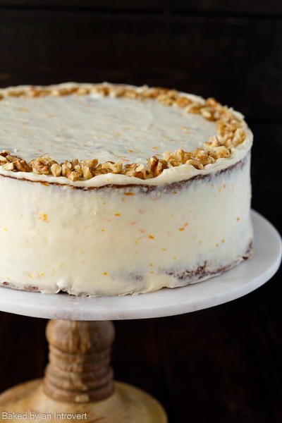 Pineapple Cake And Cream Cheese Frosting