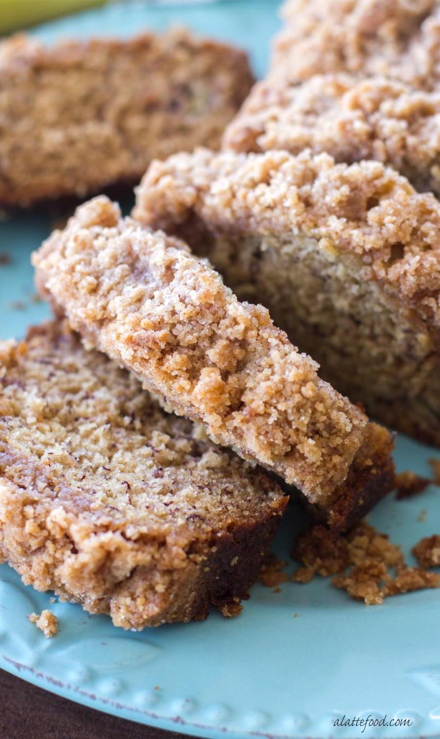 Best Ever Coffee Cake Banana Bread Favesouthernrecipes Com
