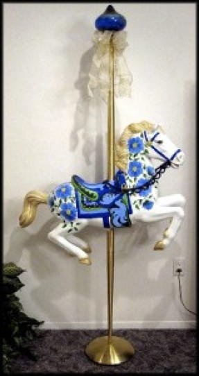 Wonderfully Whimsical Carousel Horse Favecrafts Com
