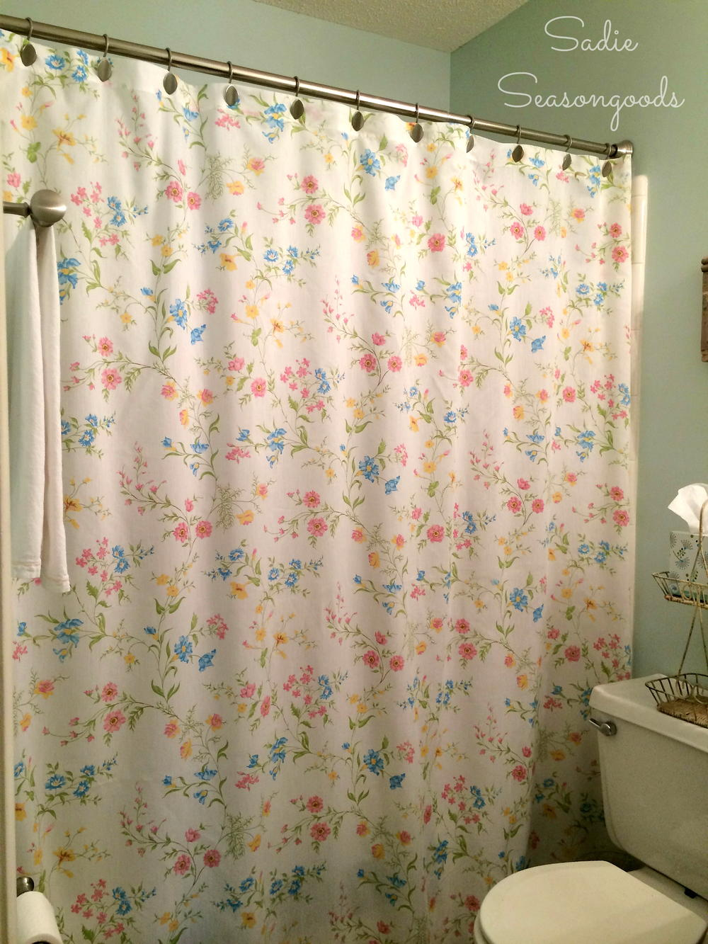 Fall Shower Curtains