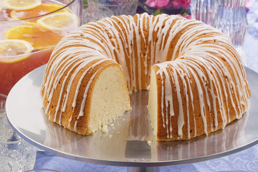 Million Dollar Pound Cake Mrfood Com