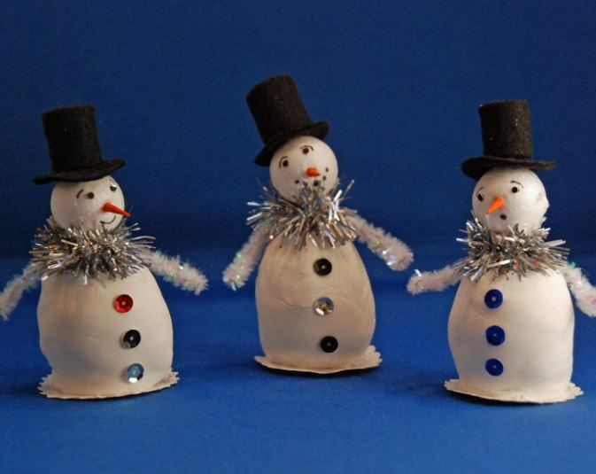 2012s Easy Crafts For Christmas 100 Christmas Crafts For